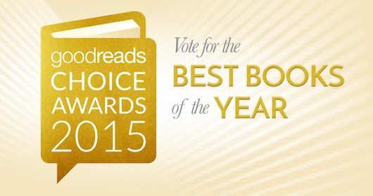 Best Nonfiction 2015 — Goodreads Choice Awards