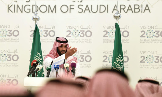Saudi Arabia approves ambitious plan to move economy beyond oil | World news | The Guardian