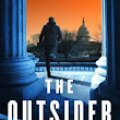 THE OUTSIDER by Anthony Franze   (Interview, Showcase & Giveaway)
