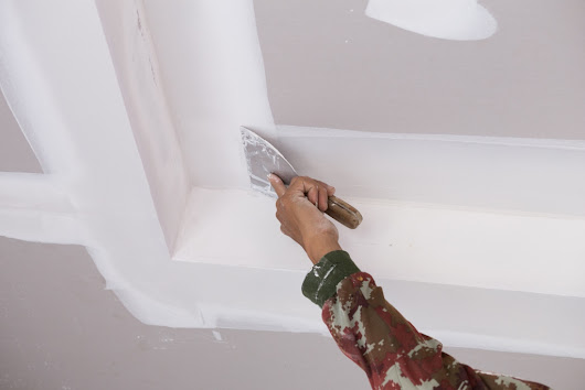 Why Drywall Should Be Left to the Pros | RenovationFind