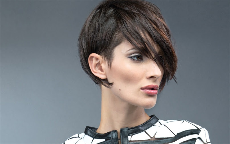 Tagli di capelli capelli corti o lunghi per il tuo viso? Cosmopolitan - taglio capelli corti femminili 2016