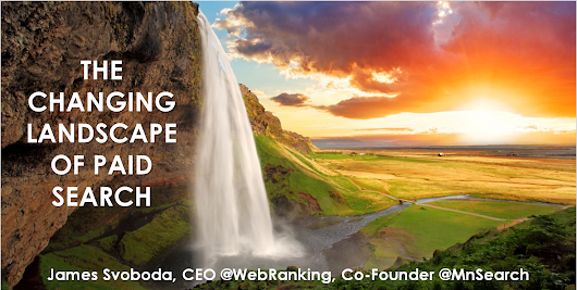 The Changing Landscape of Paid Search | WebRanking