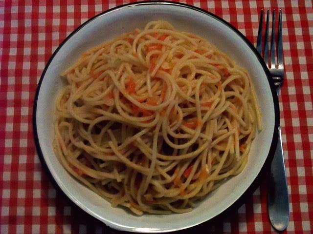 Spaghetti al Pomodoro 1