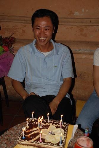 Cong's birthday