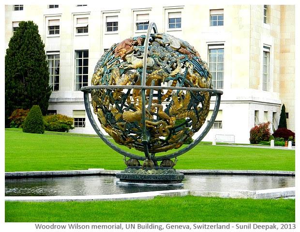 Geneva - Palace of Nations
