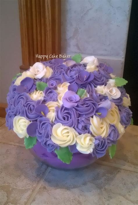 Bridal Shower Bouquet ? Happy Cake Baker