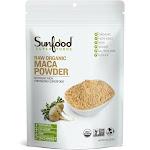 Sunfood Superfoods Raw Maca Powder - 8 oz pouch