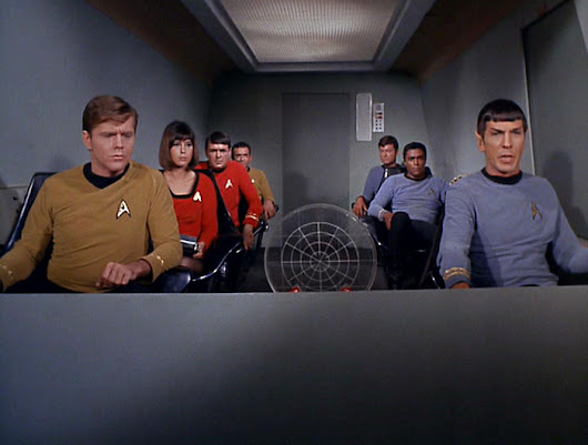 "Trek Review: ""The Galileo Seven"""