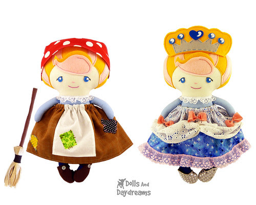 Cinderella Sewing Pattern