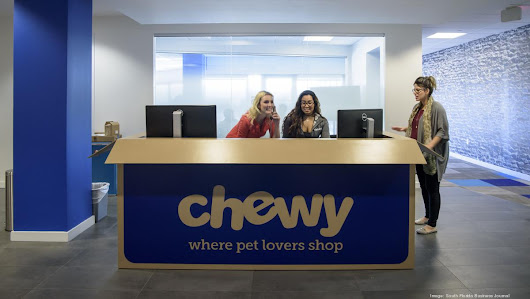 Chewy.com expands into pet medications sales with Chewy Pharmacy - South Florida Business Journal