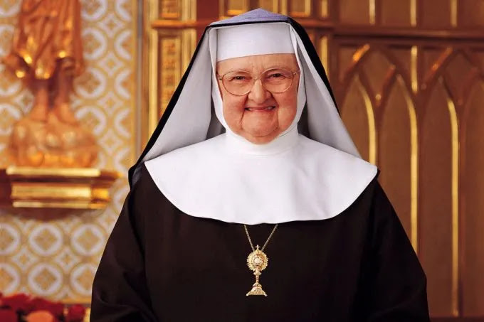 Mother Angelica. Credit: EWTN.