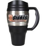 Non Metal Mlb San Francisco Giants 20Oz Stainless Steel Travel Mug Gc5114