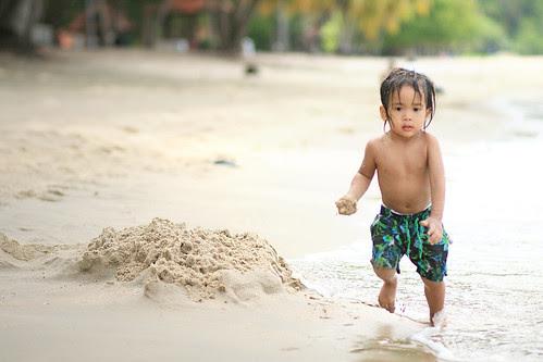 My little baywatch =)