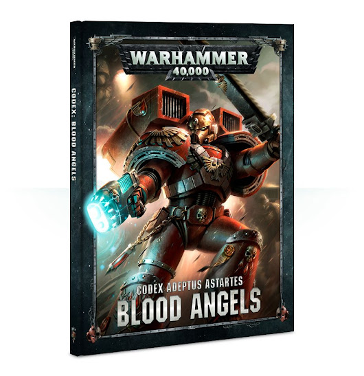Blood Angels codex review - Tactical objectives and my thoughts.