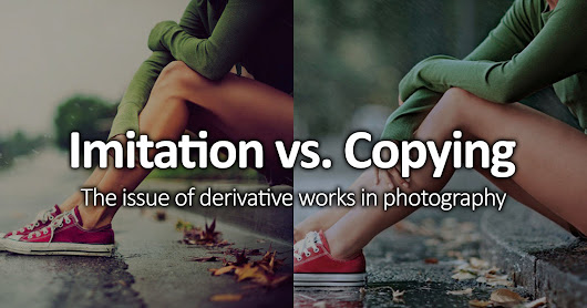 Imitation vs. Copying in Photography: The Issue of Derivative Works
