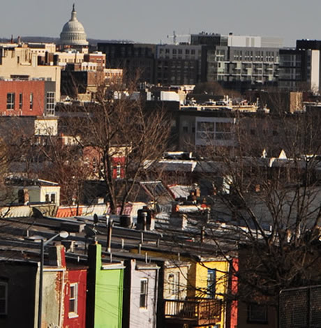 Strong D.C. housing market has wide-ranging factors