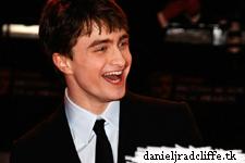 Daniel presenting at BAFTA Film Awards