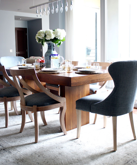 Apartment Update: Our New Dining Chairs! - Victoria McGinley Studio