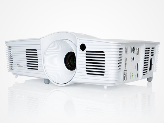 Turn Any Room Into A Private Movie Theatre With This Incredible 3D + HD Projector