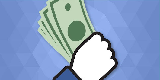 This is how Facebook's fake-news writers make money