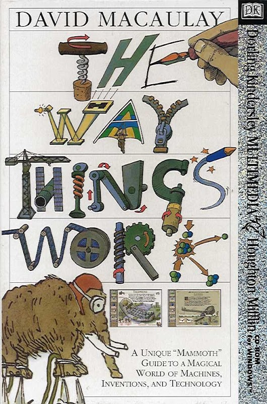The Way Things Work CD-ROM : David Macaulay : Free Download & Streaming : Internet Archive