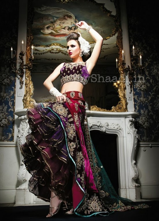 Beautiful-Girls-Wear-Wedding-Bridal-Dress-Designs-2013-14-New-Latest-Suits-by-Ekta-Solanki-2
