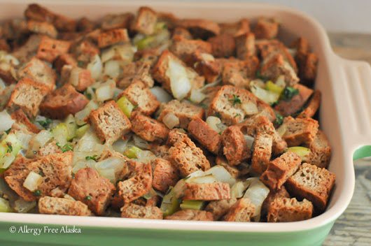 Traditional Stuffing with Parsley, Sage & Thyme