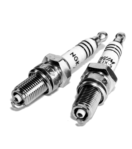 NGK 6510 Spark Plugs 2011-2014 Raptor 6.2L (Pack of 16) Iridium IX 6510