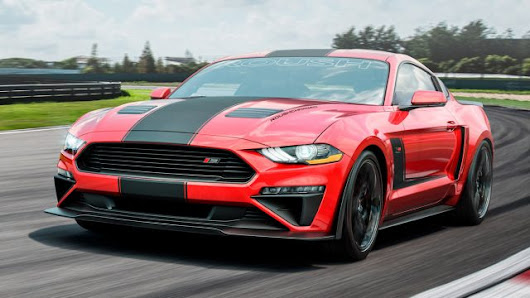GT500 or this 710 horsepower 2019 Roush Stage 3 Mustang ?