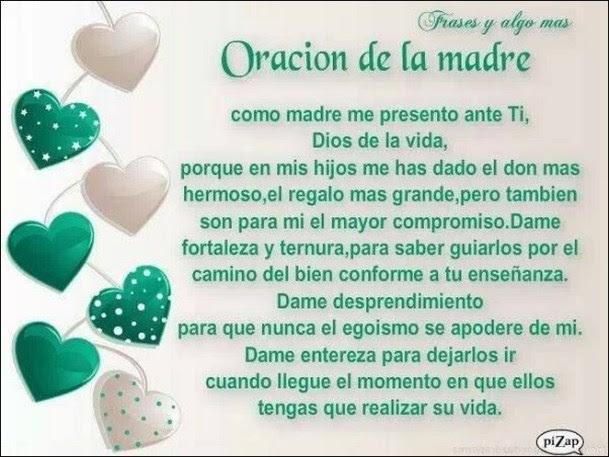 Oracion Para Una Madre Enferma Oraciona