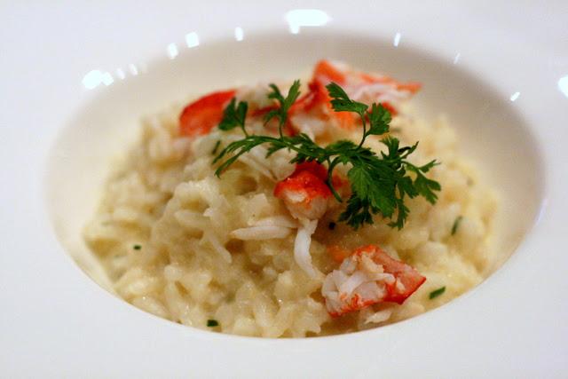 Crab Risotto