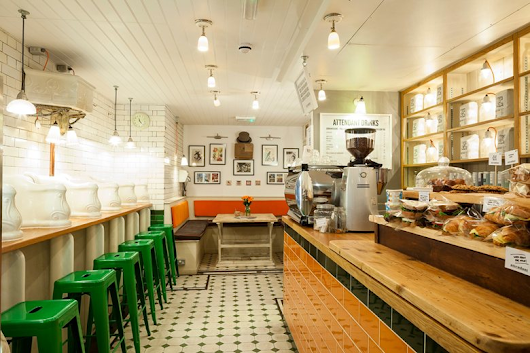 LONDON'S CHICEST COFFEE BARS | INTO IT | LONDON | INTOIT.LONDON