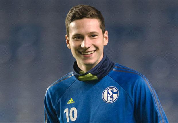 Arsenal dispatch delegation for Draxler & Jung talks