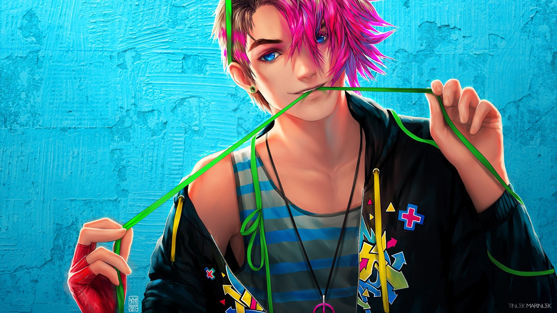 Anime Guy Wallpaper HD (61+ images)