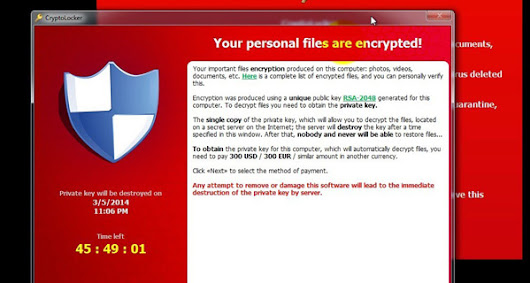 Crypto ransomware infects ads on well-known sites