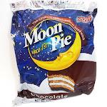 Moon Pie Mini Chocolate Mini Marshmallow Sandwich
