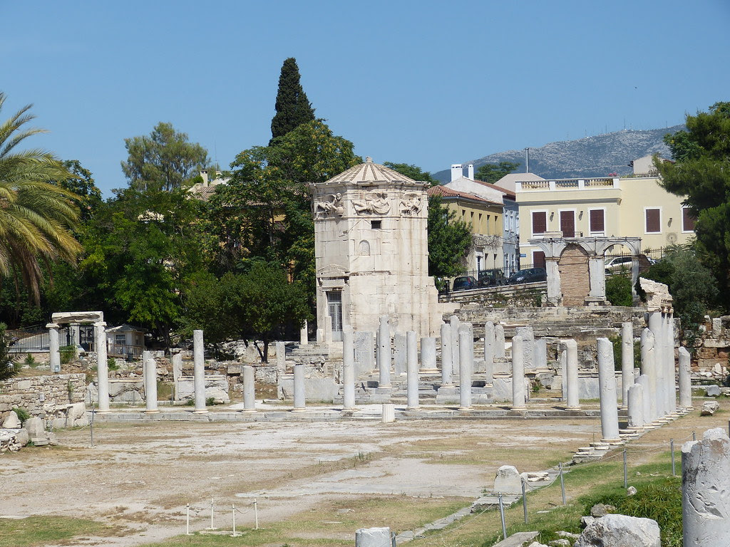 Roman Forum, Athens
