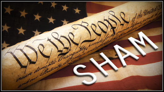 Judge Agrees: The Constitution Is a Sham - Bananas!