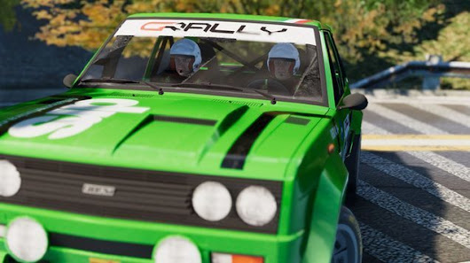 Indie Racing Game gRally Hits Steam Greenlight