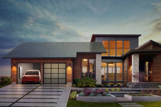 Tesla CEO Elon Musk Aims to Make Solar Panels as Appealing as Electric Cars