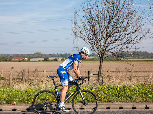 British cyclist Mark Beaumont just cycled around the world in 79 days