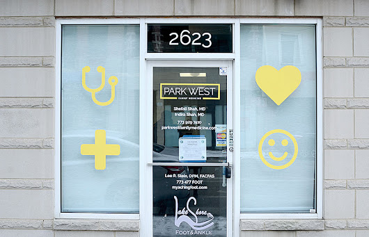 Park West Family Medicine • Bright Spot Studio by Tippi Thole :: Positively smart design