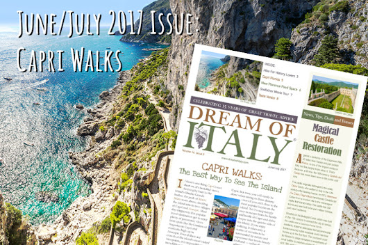 Check Out My Favorite Capri Walks in Dream of Italy! | Ciao Amalfi