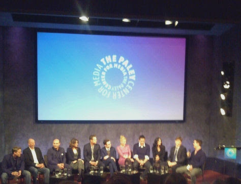 Cougar Town Cast at the Paley Center