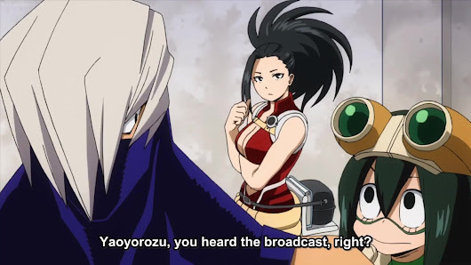 Why Class 1A Is GREAT My Hero Academia Episode 54 REVIEW Season 3 EPISODE 17 Boku No