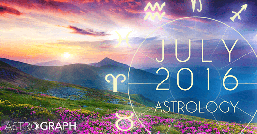 The Astrology of July – Contrast and Continued Transformation