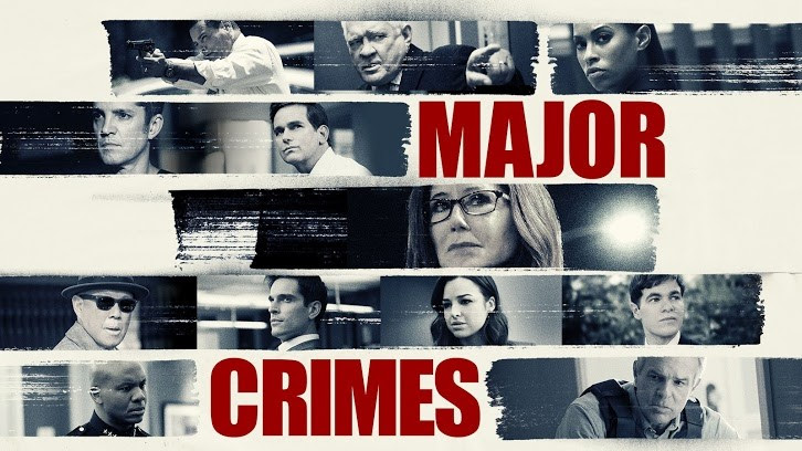 Major Crimes - Season 6 will be the last *Updated with Press Release*