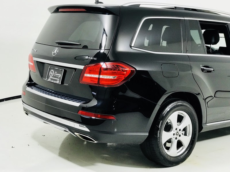 2018 Mercedes-Benz GLS 450 4MATIC® SUV 7-Passenger SUV in ...