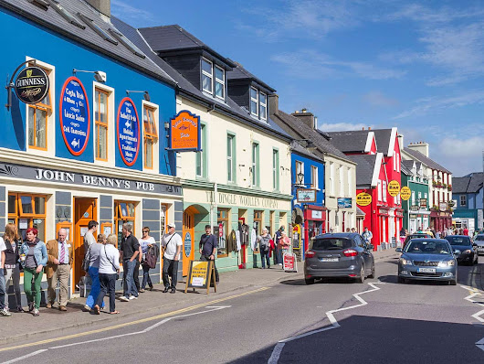 Quirky & Beautiful towns & villages in Ireland