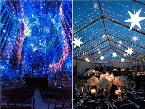 18 Romantic Starry Night Wedding Ideas You Can?t Resist